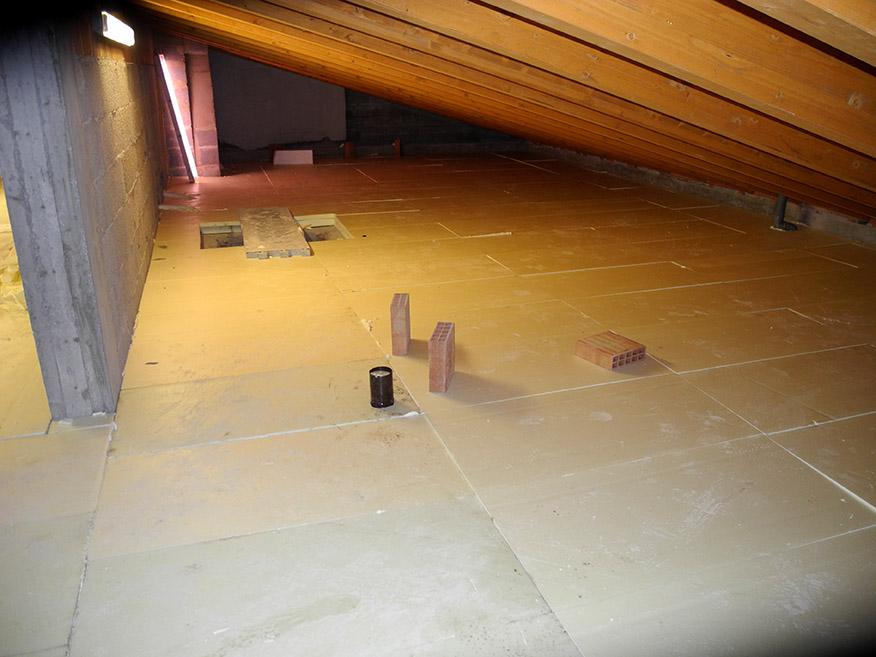 Isolamento termico sottotetti edilposa - Isolamento termico sottotetto ...